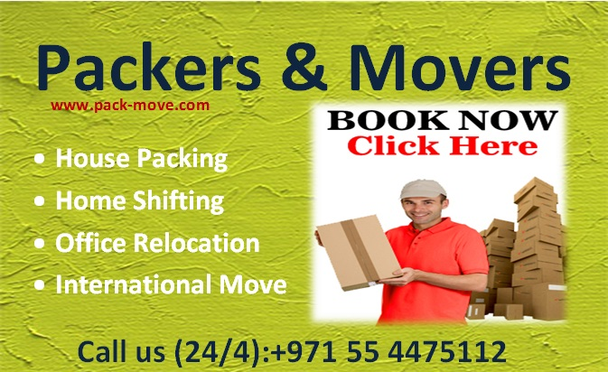 House/Office shifting in sharjah