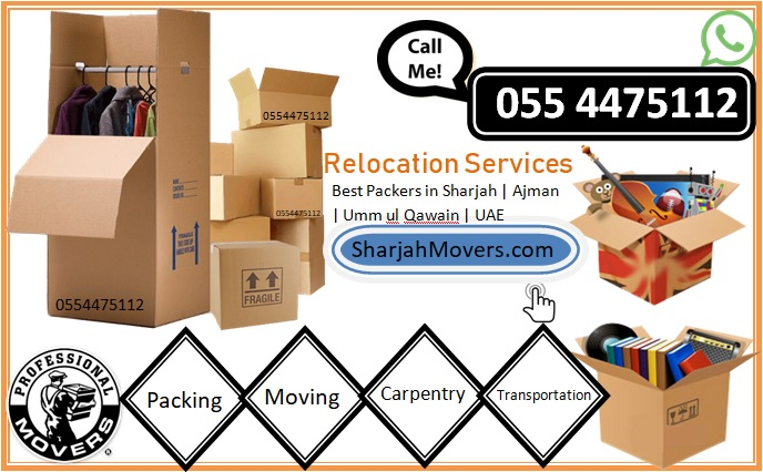 Movers in Sharjah | furniture moving companies | office