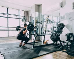 Tips for storing your exercise equipment