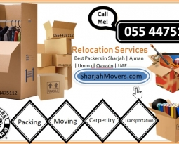 Home Moving Services in Sharjah & Ajman